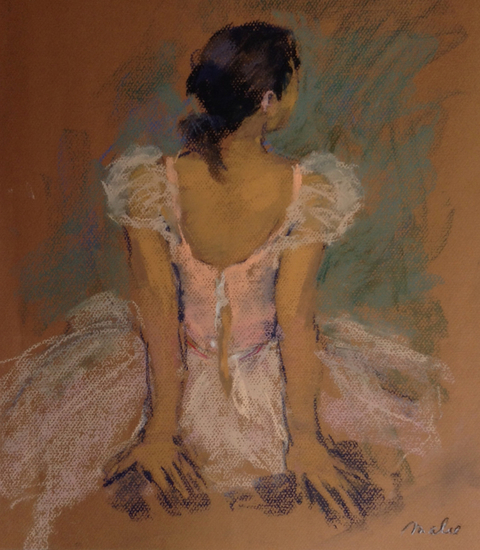 Degas-dancer
