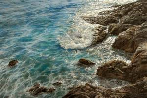 Marine paintings, seascapes, lakes...