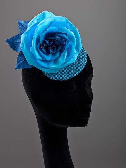 fascinator met roos (004)