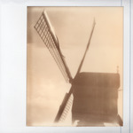 Dutch mills, in Kinderdijk, Unesco heritage area. Polaroid photos, 1:1 €95 + shipping.