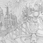 Drawing City Impression II