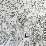 Drawing City Impression V