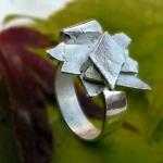 Eveline Kinds - Ring ( Zilver)