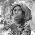 Ibu Sopor 2 Balinese old woman