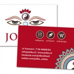 Business card Jotiko
