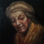 Study after Rembrandt 3