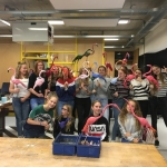 workshop kunstklas Paverpol