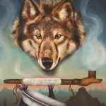 Wolf and Pipe