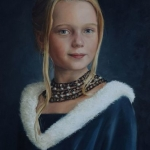 Girl in Blue Dress (opdracht)