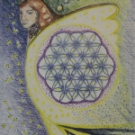 Flower of life Engel