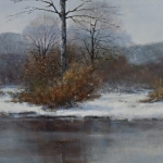Winter landschap 18