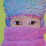 Aquarel P.15 WINTER