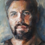 Portrait study man 2
