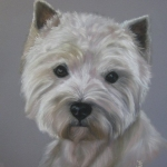 "West Highland White Terrier "" Sophie"""