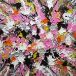 action painting 15 (no 133 vh 74)