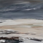 SEASCAPES - drieluik, triptych
