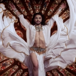 Oriental Dancer Valentin Angelov