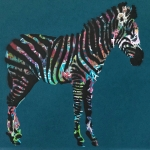 Mr. Zebra (Equus Zebra Graffitii)