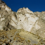 Colca Canyon: Begraven in de berg