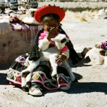 Colca Canyon: Even poseren