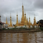 Inle Meer: Pagode