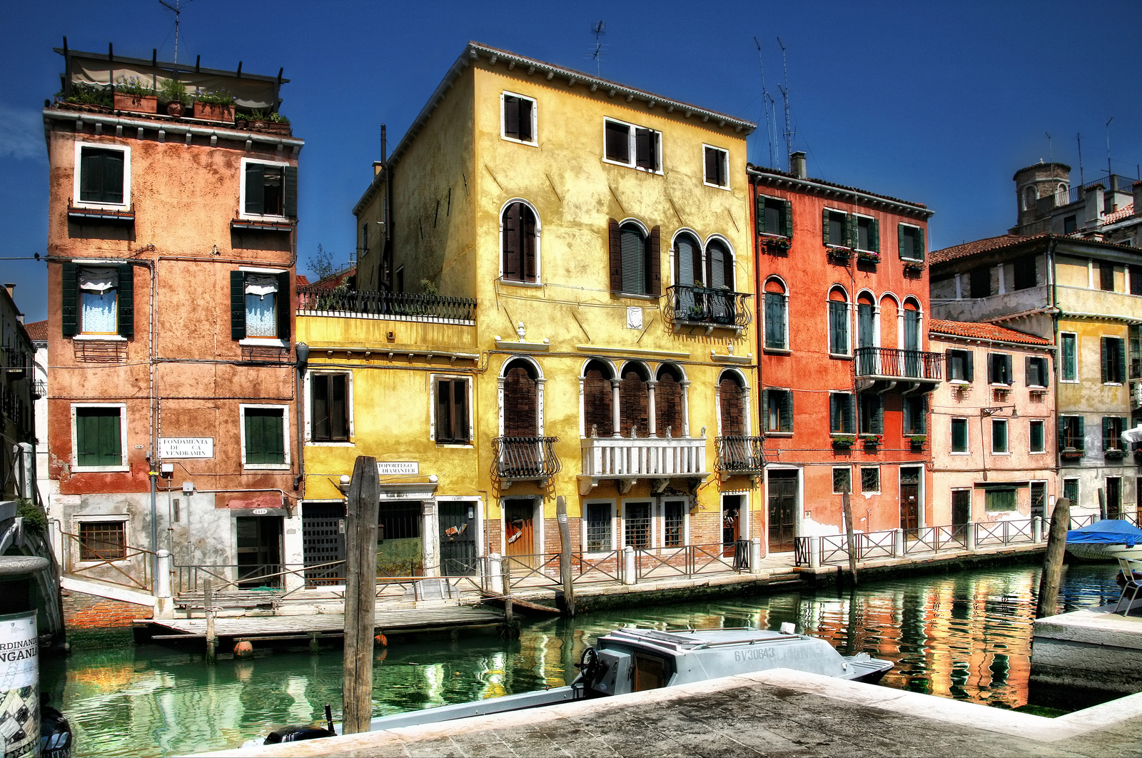 Color Day in Venice