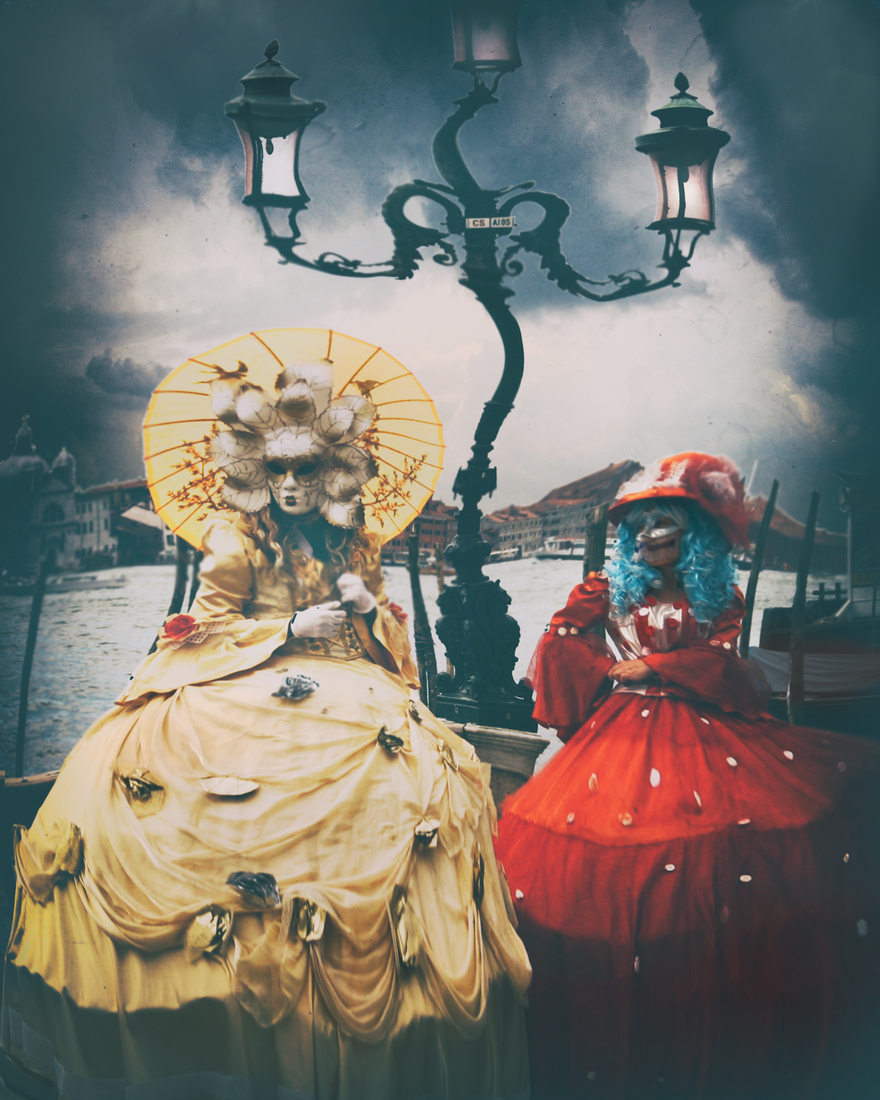 Venice. And a bit of surrealism.