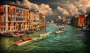 Venice. Italy. One of the most interesting places I love!