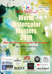 World Watercolor Masters 2019 in Gouda