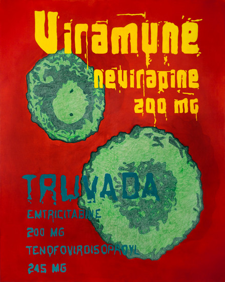 Look (at) inside me; Viramune Truvada