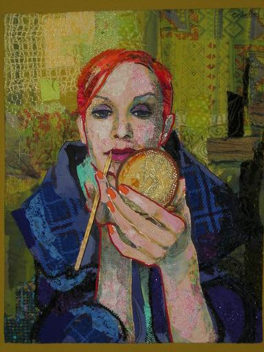 Colette Berends Quilten.Colette Berends Textielkunst Van Colette Berends
