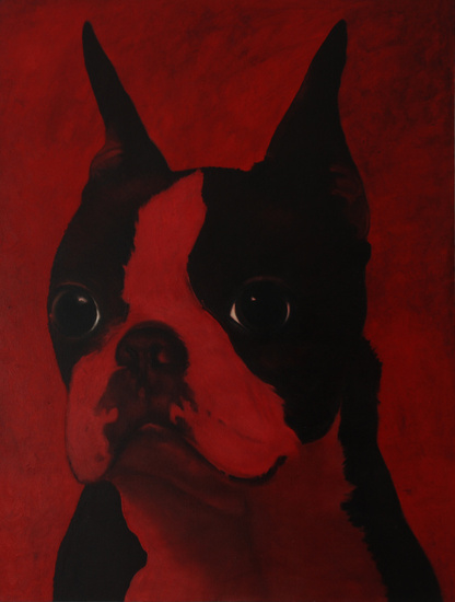 One Dog Red IV