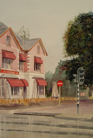 Cafe in Driebergen