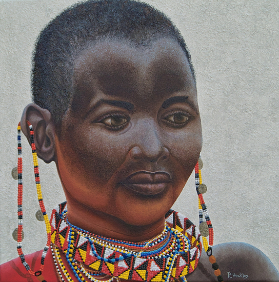 Samburu tribal woman II