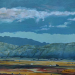 Oil paintings of South African landscapes