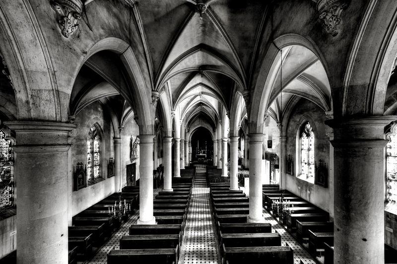 Unknown church Normandie