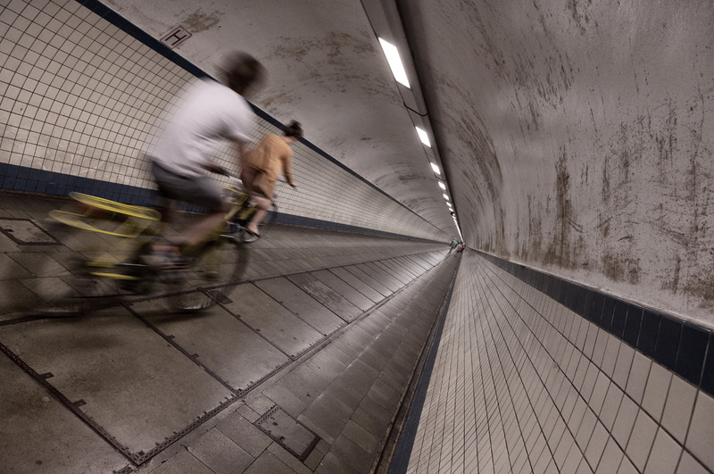 Cycle The Tunnel