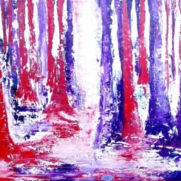 Coloured Forest / special offer!