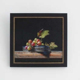 Giclée of Still life with wild grapes