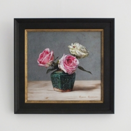 Giclée of Still life with roses