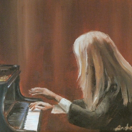 the piano lady 1