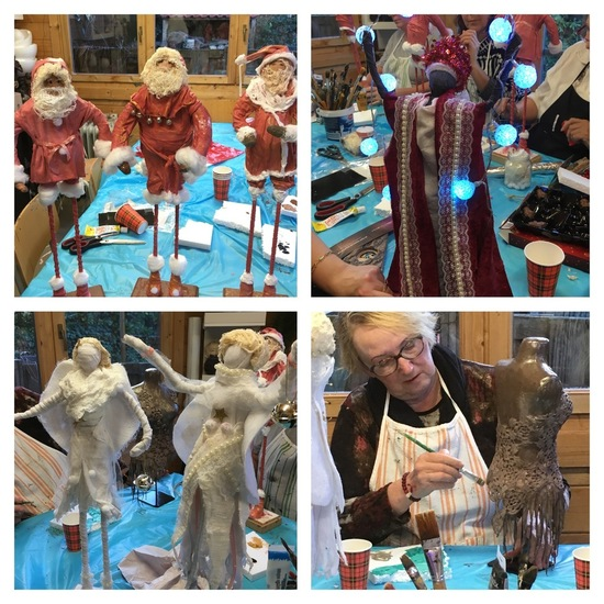 Kerstworkshop paverpol