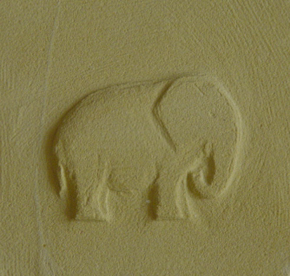 Olifant relief