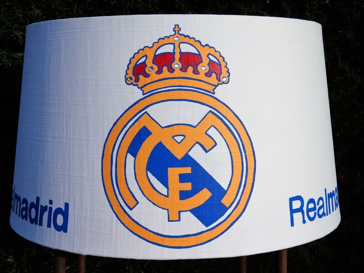 Lampenkap Real Madrid