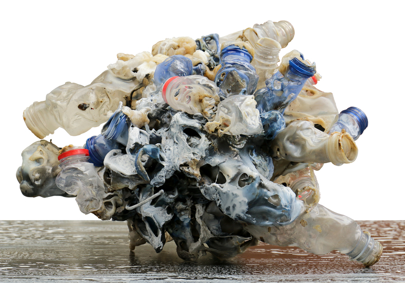 3D recycle-art