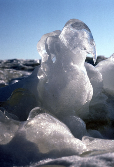 Ice formation