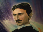 Nikola Tesla world known scientist and inventor.