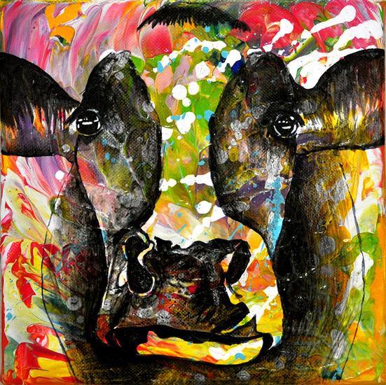 Lightscape-Cow # 008