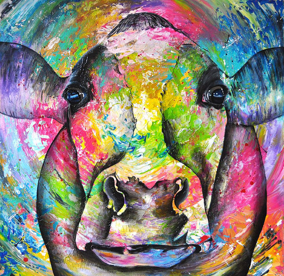 Lightscape-Cow XL #009