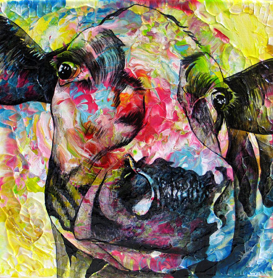 Lightscape-Cow #014